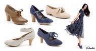 Kolekcja wiosenno-letnia butów, od Clarks