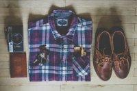 ubrania i dodatki dla mężczyzn
